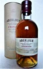 ABERLOUR A'BUNADH BATCH 62 OLOROSO SHERRY BUTT 59,9% VOL ORIGINALABFÜLLUNG