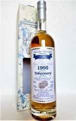 TOBERMORY 1995 BARBADOS RUM BARREL 57,5% VOL DOUBLE MATURED SELECTION ALAMBIC CLASSIQUE