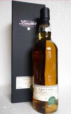 GLEN GRANT 1988 REFILL SHERRY BUTT 52,2% VOL ADELPHI