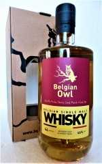 BELGIAN OWL EXCLUSIVE FOR GERMANY GLEN ELS FIRKIN SHERRY CASK FINISH 46% VOL ORIGINALABFÜLLUNG