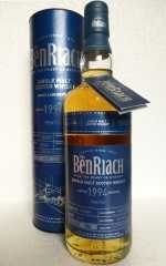 BENRIACH 1994 PEATED BOURBON BARREL 54,3% VOL EXCLUSIVE FOR GERMANY
