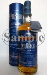 BENRIACH 2005 PEDRO XIMENEZ SHERRY PUNCHEON 54,4% VOL EXCLUSIVE FOR GERMANY SAMPLE