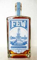 FEW RYE WHISKEY 46,5% VOL ORIGINALABFÜLLUNG
