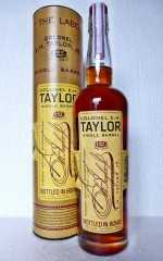 COLONEL E.H. TAYLOR  SINGLE BARREL  50% VOL ORIGINALABFÜLLUNG