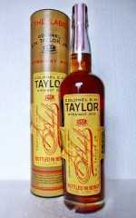 COLONEL E.H. TAYLOR  STRAIGHT RYE  50% VOL ORIGINALABFÜLLUNG
