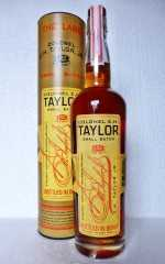 COLONEL E.H. TAYLOR  SMALL BATCH 50% VOL ORIGINALABFÜLLUNG