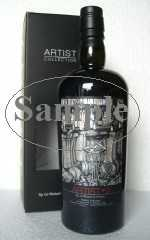 BOWMORE 1974 ARTIST#2 HOGSHEAD 51,8% VOL LA MAISON DU WHISKY SAMPLE