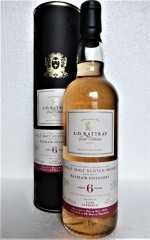 BALBLAIR 2011 PX SHERRY CASK FINISH 59,7% VOL A. D. RATTRAY