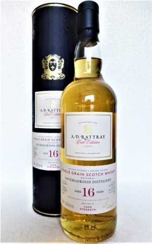 INVERGORDON 2003 BOURBON HOGSHEAD 63,6% VOL A. D. RATTRAY