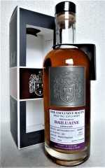 DAILUAINE 2007 DAVID STIRK EXCLUSIVE MALTS SHERRY HOGSHEAD 55,6% VOL THE CREATIVE WHISKY COMPANY