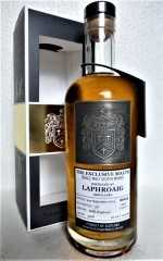 LAPHROAIG 2005 DAVID STIRK EXCLUSIVE MALTS REFILL HOGSHEAD 56,2% VOL THE CREATIVE WHISKY COMPANY