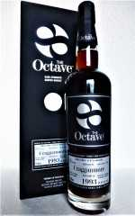 CRAGGANMORE 1993 THE OCTAVE SHERRY OCTAVE CASK 54,4% VOL DUNCAN TAYLOR