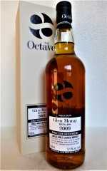 GLEN MORAY 2009 SHERRY OCTAVE CASK 52% VOL DUNCAN TAYLOR