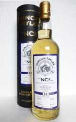 TOMATIN 1994 THE NC2 RANGE 46 % VOL DUNCAN TAYLOR