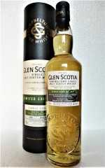 GLEN SCOTIA 2005 SINGLE CASK RECHARRED AMERICAN OAK BARREL  HEAVILY PEATED 56,1% VOL ORIGINALABFÜLLUNG