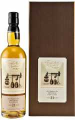 IMPERIAL A MARRIAGE OF CASKS 21 JAHRE EX- BOURBON BARRELS 47,5% VOL THE SINGLE MALTS OF SCOTLAND