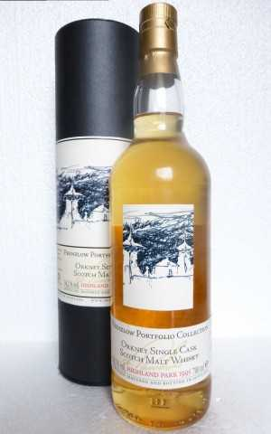 HIGHLAND PARK 1995 54,2% VOL PRENZLOW COLLECTION JACK WIEBERS WHISKY WORLD