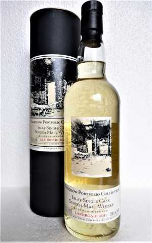 LAPHROAIG 2011 BOURBON CASK 53,1% VOL PRENZLOW COLLECTION JACK WIEBERS WHISKY WORLD