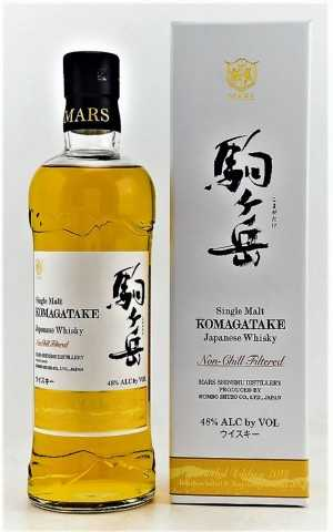 MARS KOMAGATAKE LIMITED EDITION 2018 48% VOL ORIGINALABFÜLLUNG