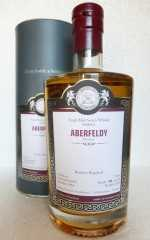 ABERFELDY 1994 BOURBON HOGSHEAD 53,3% VOL MALTS OF SCOTLAND
