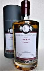 BEN NEVIS 1997 BOURBON HOGSHEAD 48,1% VOL MALTS OF SCOTLAND
