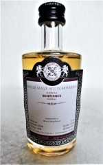 BENRINNES 2008 SHERRY HOGSHEAD 54,8% VOL MALTS OF SCOTLAND MINIATUR