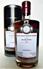 BLAIR ATHOL 2009 BOURBON HOGSHEAD 56,3% VOL MALTS OF SCOTLAND