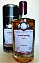 BUNNAHABHAIN PEATED 2005 SHERRY HOGSHEAD 54,7% VOL MALTS OF SCOTLAND