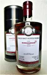BUNNAHABHAIN PEATED 2013 REFILL SHERRY HOGSHEAD 49,6% VOL MALTS OF SCOTLAND