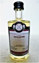DAILUAINE 2010 BOURBON HOGSHEAD 55,4% VOL MALTS OF SCOTLAND MINIATUR