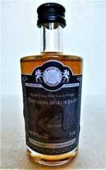 "DARK SIDE OF ISLAY ""MULINDRY"" 22 JAHRE 48,9% VOL MALTS OF SCOTLAND MINIATUR"