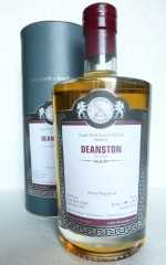 DEANSTON 1997 SHERRY HOGSHEAD 57,9% VOL MALTS OF SCOTLAND