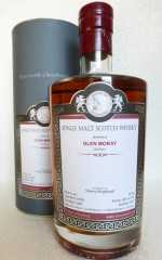GLEN MORAY 1998 SHERRY HOGSHEAD 54,8% VOL MALTS OF SCOTLAND