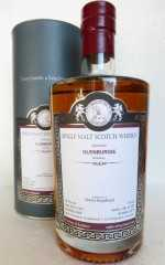 GLENBURGIE 2008 SHERRY HOGSHEAD 58,2% VOL MALTS OF SCOTLAND