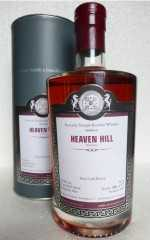 HEAVEN HILL 2001 KENTUCKY STRAIGHT BOURBON WHISKEY ISLAY CASK FINISH 53,8% VOL MALTS OF SCOTLAND