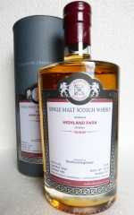 HIGHLAND PARK 1995 BOURBON HOGSHEAD 58,9% VOL MALTS OF SCOTLAND