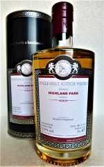 HIGHLAND PARK 1996 BOURBON HOGSHEAD 52,8% VOL MALTS OF SCOTLAND