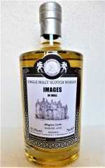 IMAGES OF MULL GLENGORM CASTLE PEATED BOURBON BARREL 53,2% VOL MALTS OF SCOTLAND