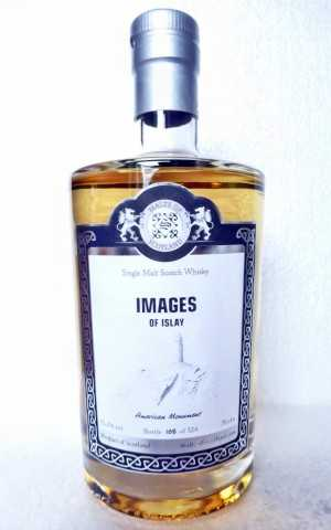 IMAGES OF ISLAY  AMERICAN MONUMENT 53,2% VOL MALTS OF SCOTLAND