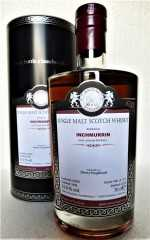 INCHMURRIN (PEATED) 1996 SHERRY HOGSHEAD 51% VOL MALTS OF SCOTLAND