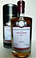 ISLE OF ARRAN 2001 BOURBON BARREL 55,8% VOL MALTS OF SCOTLAND