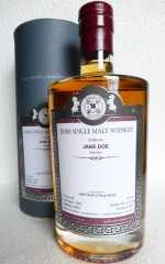 JANE DOE 2000 REFILL SHERRY HOGSHEAD 53,3% VOL MALTS OF SCOTLAND