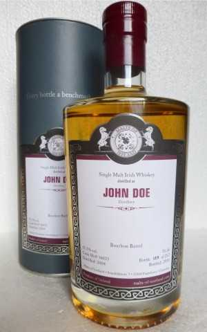 JOHN DOE 2004 BOURBON BARREL 55,3% VOL MALTS OF SCOTLAND