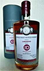 LINKWOOD 2009 INNOCENT DRAM BOURBON HOGSHEAD 47,5% VOL MALTS OF SCOTLAND