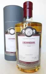 LOCHINDAAL 2007 BOURBON BARREL 58,6% VOL MALTS OF SCOTLAND