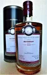 MILTONDUFF 2007 MARSALA HOGSHEAD FINISH 55,2% VOL MALTS OF SCOTLAND