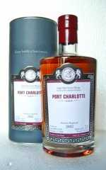 PORT CHARLOTTE 2002 BOURBON HOGSHEAD 57,4% VOL MALTS OF SCOTLAND