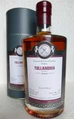 TULLAHOMA 2011 TENNESSEE BOURBON WHISKEY BOURBON BARREL 58,2% VOL MALTS OF SCOTLAND