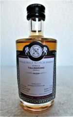 TULLIBARDINE 2007 BORDEAUX RED WINE CASK 64,1% VOL MALTS OF SCOTLAND MINIATUR