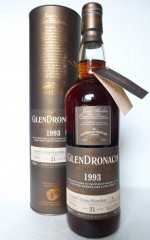 GLENDRONACH 1993  OLOROSO SHERRY BUTT 59,6% VOL EXCLUSIV FOR GERMANY